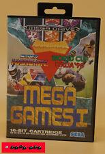 SEGA Mega Drive - MEGA GAMES I / ORIGINALHÜLLE / No Cartridge !!