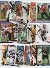 GEORGIA BULLDOGS 50 CARD FOOTBALL LOT WALKER, BUTLER SMOOT HEARST, GREEN, WARD..