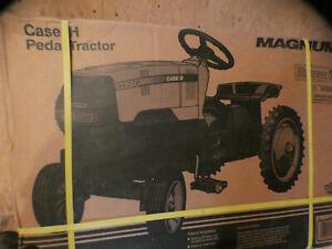 1990's   Case IH MX 270 Pedal Tractor---NIB