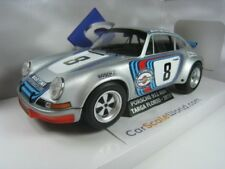 """PORSCHE 911 RSR TARGA FLORIO 1973 """"MARTINI RACING"""" 1/18 SOLIDO"""