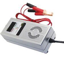 Smart 12V 8A Automatic Auto Negative Pulse Desulfation Car Battery Charger