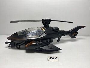 "2005 Dc Comics Batman helicopter 11"" -Dark Knight - 🦇"