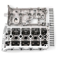Cylinder Head & Valves & Bolts Set For VW GTI Audi A3 1.8 2.0 TFSI CDA CCTA CCZB