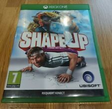 Shape Up Fitness Game for Xbox One Kinect