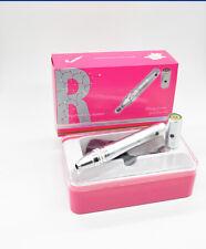 Rechargable 5speeds Micro Needle Derma Pen /Tattoo Gun +Free10pcs/2batteries
