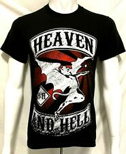 HEAVEN AND HELL - Henry - Official T-Shirt (S) New OG Genuine Dio Black Sabbath
