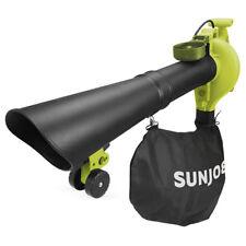 Sun Joe SBJ605E 3-in-1 Electric Blower | 250 MPH | 14 Amp | Vacuum | Mulcher