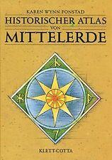 Historischer Atlas von Mittelerde von Karen Wynn Fonstad | Buch | Zustand gut