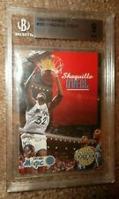 Shaquille O'neal Skybox Rookie  BGS 9