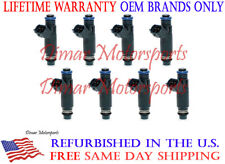 Lifetime Warranty - Upgrade OE Genuine Denso Fuel Injector Set 4.2L Supercharged