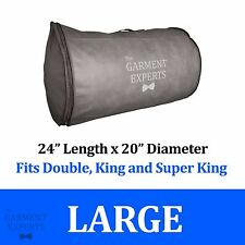 Duvet Storage Bag - Professional Quality - Single/Double/King Bedding Protection