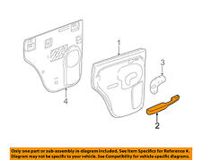 GM OEM Interior-Rear Door-Armrest 15062473