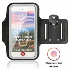 Sports Running Armband Case For iPhone 6 6s 7 8 Plus Card Key Holder Waterproof