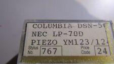 Ago Di Ricambio Stilo/767 per COLUMBIA dsn-50 PIEZO YM123/124 NEC LP-70D