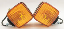Use For 352 453 Yanmar Tractor Hazard Light Flasher Indicator Signal Lamp 2 Pcs