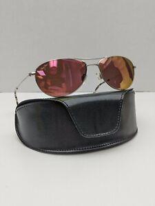 Custom! Japan! Maui Jim Baby Beach MJ245-17 Unisex Sunglasses 56/18 120 /POD857