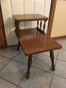 BAUMRITTER END TABLE, Nice Condition