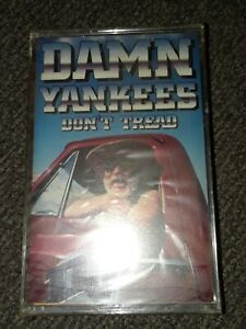 Don't Tread by Damn Yankees (Cassette, Aug-1992, Warner Bros.) new in wrapper