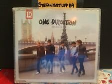 ONE DIRECTION: ONE THING 3 TRACK UK IMPORT CD SINGLE! 2012 SONY/SYCO! NEW