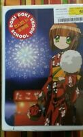 DOKI DOKI SCHOOL HOURS Complete Collector's Box Set 5-Disc Set Dvd Anime
