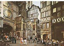 France Postcard - En Normandie  Rouen - Le Gros Horloge - Monument   SM287