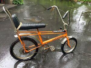 VINTAGE RALEIGH CHOPPER BICYCLE
