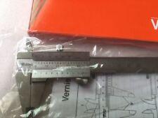 New Hot Mitutoyo 530-312 Vernier Caliper Metric Inch Range 0-150mm 0-6in 0.02mm
