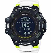 Casio G-shock White/Black Mens Watch GBD-H1000-1A7ER