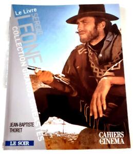Sergio LEONE (1/28) - Livre Cahiers du Cinéma - Env. 95 pages