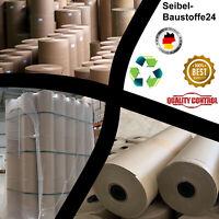 2 Rollen Packpapier Schrenzpapier 50cm hoch x 250 lfm 100g/m² Stopf Füllmaterial