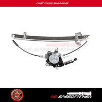 2005-2010 New Window Regulator w/ Motor for Nissan Frontier Front Driver Side