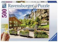 Ravensburger - Lauterbrunnen Switzerland Puz Puzzle 500pc