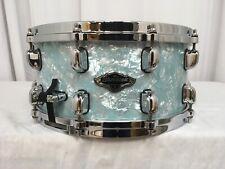 "Tama Starclassic Birch/Bubinga 14"" X 6.5"" Snare Drum/Ice Blue Pearl/PRS65IBP/New"
