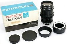 Pentacon the ORESTOR design 135mm F2.8 15-Blades M42 Screw Mount Film & DIGITAL