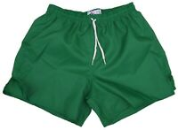 Don Alleson Kelly Green Plain Nylon Soccer Shorts - Men's Large Last One!