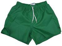 Don Alleson Kelly Green Plain Nylon Soccer Shorts - Men's Large Last One!