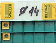 2 PLAQUITAS INTERCAMBIABLES Walter spkt1204azn,spkt43azn,wtp35