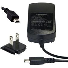 RIM OEM ACC-04074-001 Mini USB Travel US Wall Charger Adapter For Sat Nav MP3