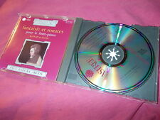 MOZART: Piano fantasy K 475 + sonatas K457 & K533/494 > Badura-Skoda CD rare