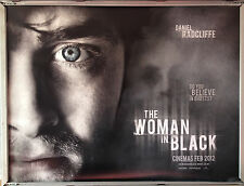 Cinema Poster: WOMAN IN BLACK, THE 2012 (Adv Quad) Daniel Radcliffe Janet McTeer