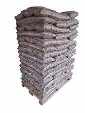 Holzpellets ENplus A1 Sackware 2 x 900Kg inkl. Lieferung Deutschlandweit