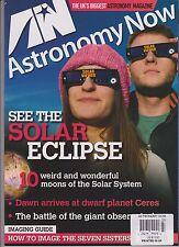 ASTRONOMY NOW MAGAZINE UK MARCH 2015.