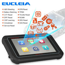 EUCLEIA S7C OBD2 All System Diagnostic Auto Car Scanner TPMS ABS DPF Oil Reset