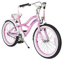 BIKESTAR® Kinderfahrrad ab 6 Jahre ★ 20er Cruiser Edition ★ Glamour Pink