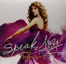 TAYLOR SWIFT-SPEAK NOW (UK IMPORT) VINYL NEW