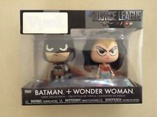 Funko Pop! Vinyl - Justice League Batman & Wonder Woman 2-pack. BNIB