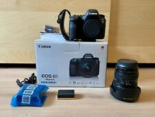 Canon EOS 6d Mark II 27.1MP Digitalkamera inkl. Canon EF 24-105 F/4 L IS USM