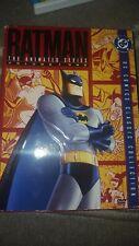 Batman the animated series volume 1DVD set OOP HTF RARE