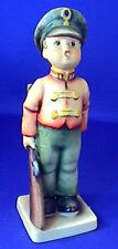 """Goebel Hummel Figurine 332 SOLDIER BOY  Large 6"""" BLACK BADGE 1957 Excellent"""