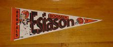 1980's Boomer Esiason Cincinnati Bengals pennant 1988 MVP CBS